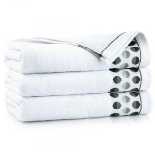 Ręcznik bawełniany Zen 2 Biały
