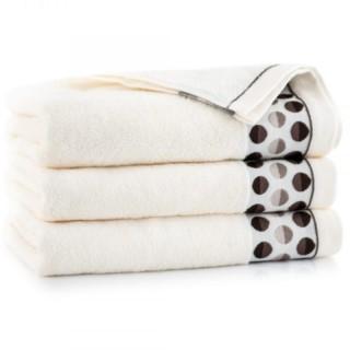 Ręcznik bawełniany Zen 2 Kremowy